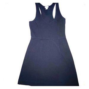 JCREW short Black dress, sleeveless, size 00